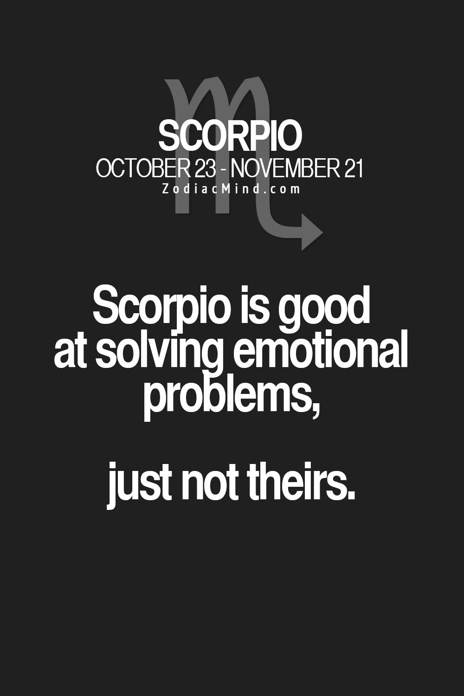 Male Scorpio Zodiac Facts