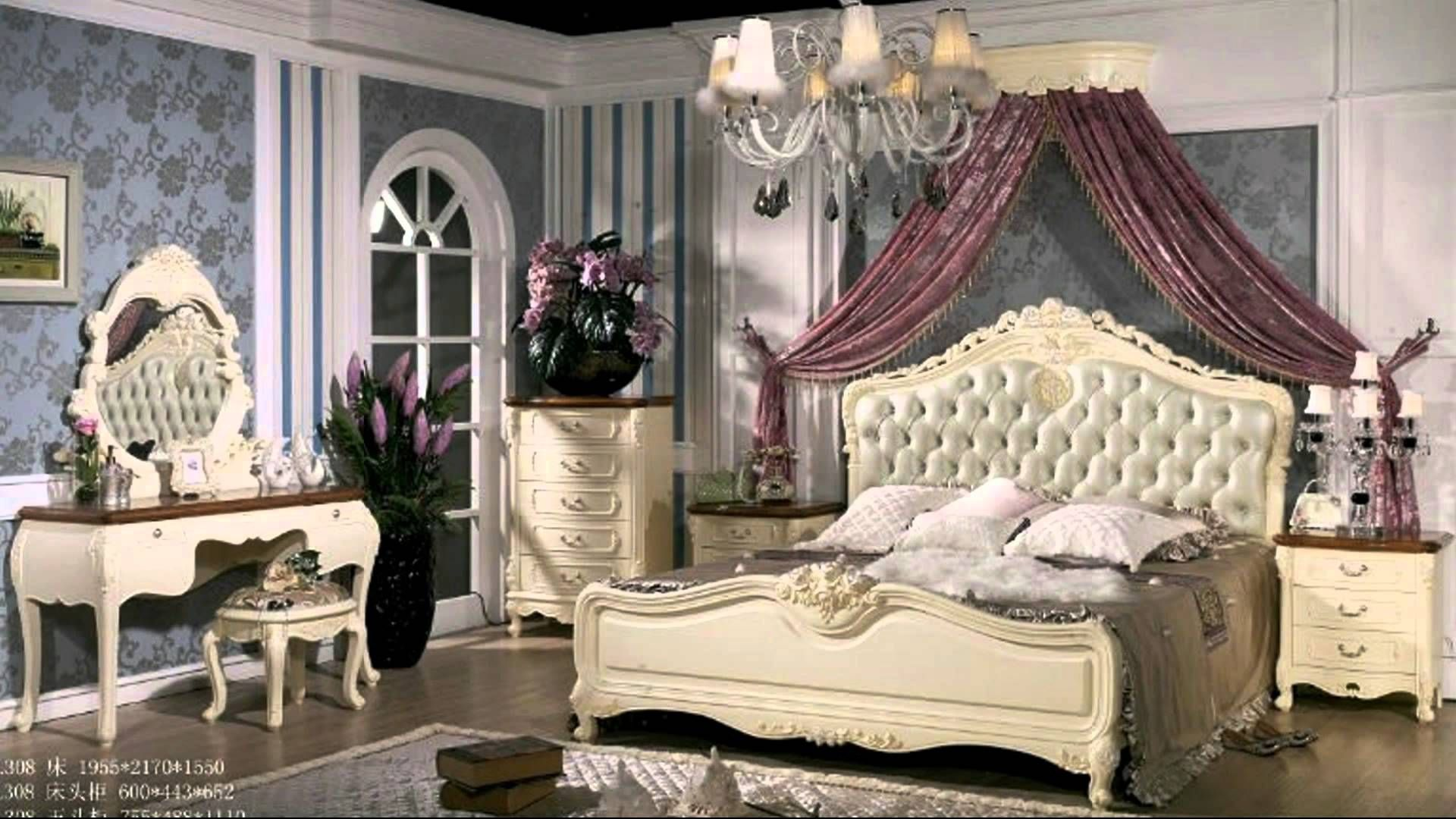 Zimmer im traditionellen stil french style bedroom ideas  from darkness comes light  pinterest