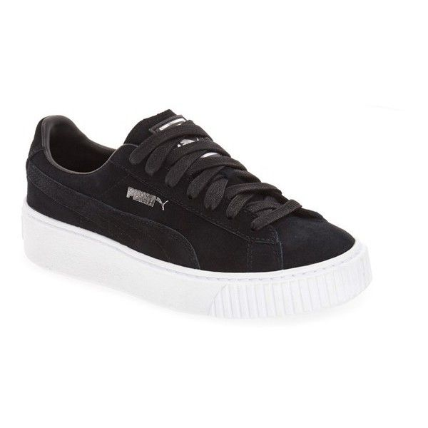 Women's Puma Suede Platform Sneaker (5.660 RUB) </p>                 <!--bof Quantity Discounts table -->                                 <!--eof Quantity Discounts table -->                  <!--bof Product URL -->                                 <!--eof Product URL -->             </div>             <div id=