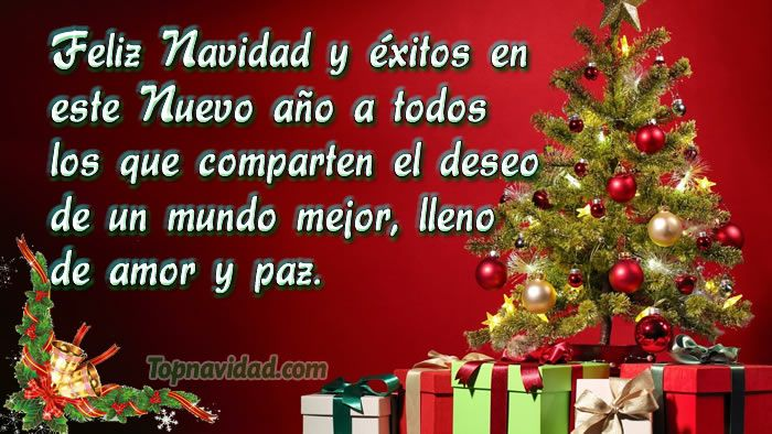Imágenes De Navidad Con Frases Cortas Frases De Navidad