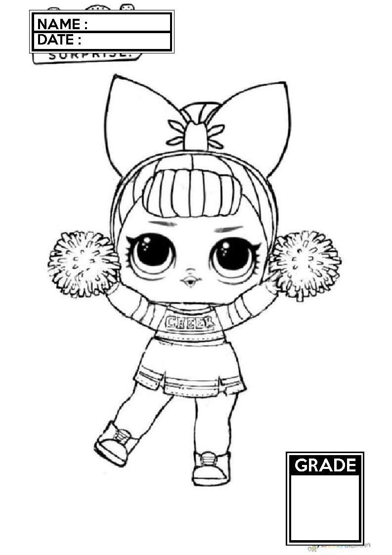 Lol Coloring Pages Lol Cheerlleader Cool Coloring Pages Unicorn Coloring Pages Cute Coloring Pages