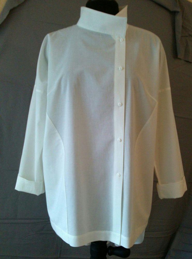 2fab256d670283b Белая рубашка. Фас и профиль. – Ярмарка Мастеров | Blouses Shirts в ...