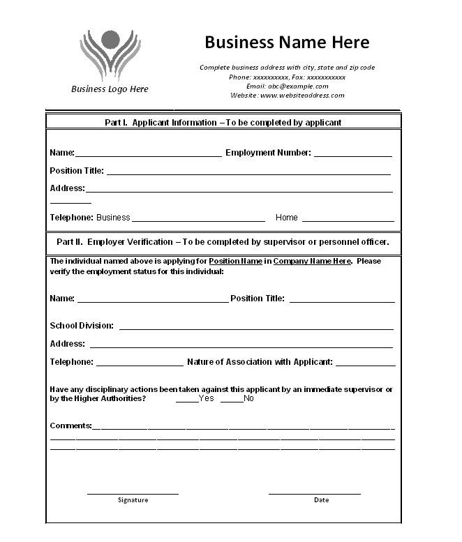 Proof of employment letter 08 thabal construction Pinterest - proof of employment form