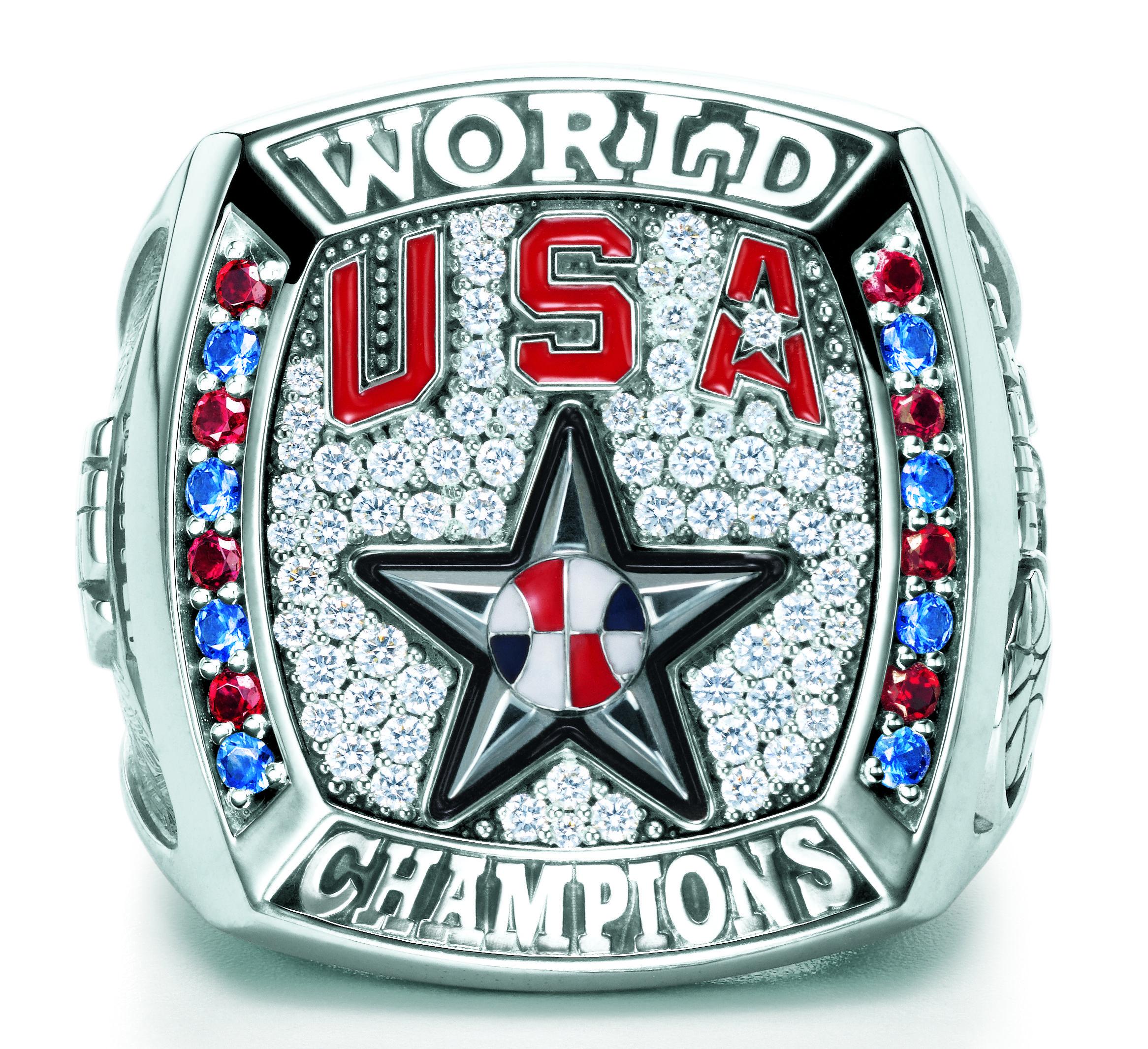 2010 Fiba World Championship Ring Championship Rings Baseball Ring College Rings