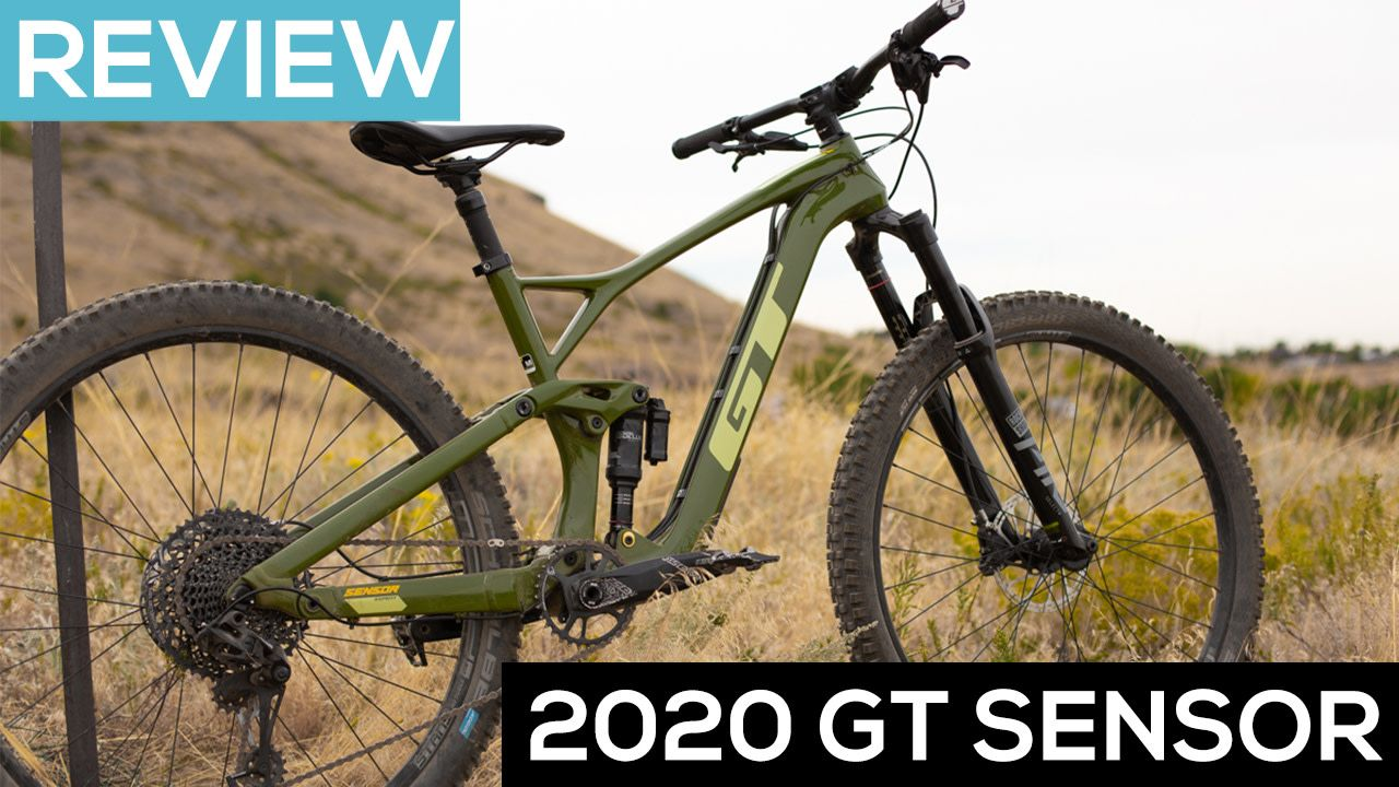 2020 Gt Sensor Mountain Bike A Trail Bike To Satisfy All Needs