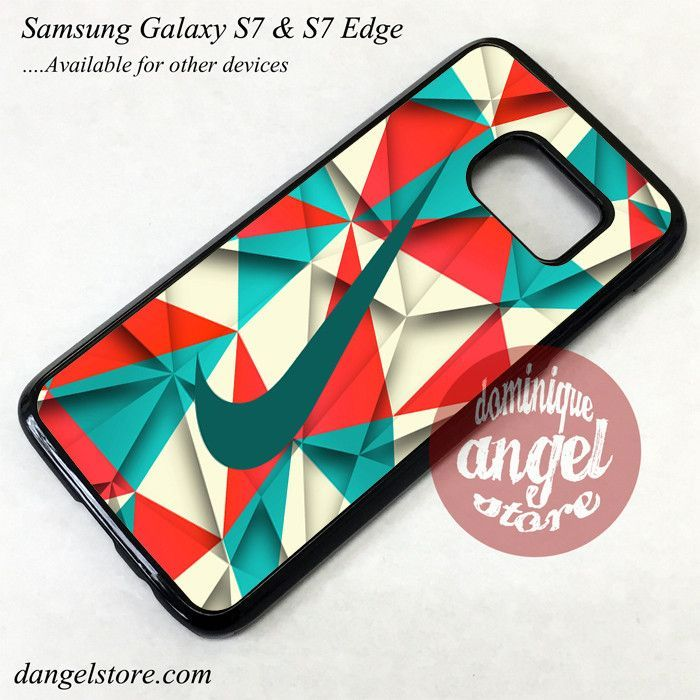 Nike Cool Geometric Phone Case for Samsung Galaxy S7 and Galaxy S7 Edge