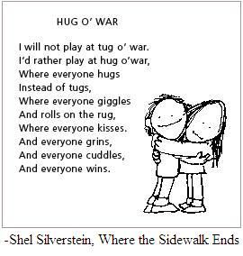 Poems About Peace Kids Google Search