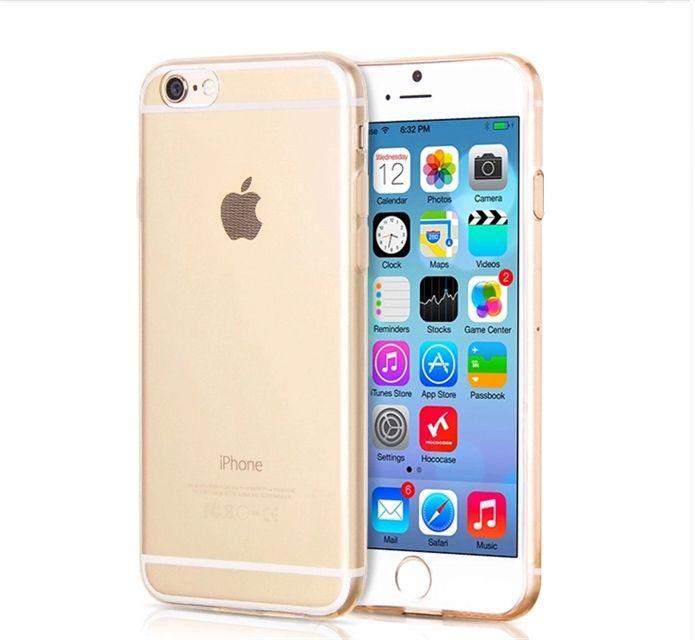 i6 cell phone Super Flexible Clear TPU Case For Iphone 6 4.7inch Slim Crystal Fundas 2pcs capa Rubber silicone covers fp502 iPhone Hrvatska - Najbolja online kupovina za vas ! | iPhone.hr