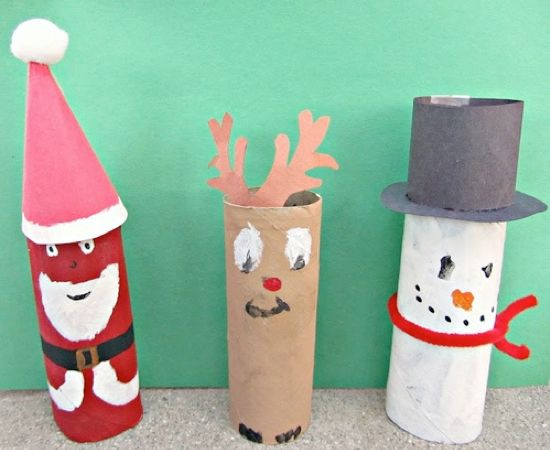Lavoretti Di Natale Bambini Asilo Nido.Toilet Paper Roll Crafts Kids Kubby Easy Christmas Crafts Crafts Toilet Paper Roll Crafts
