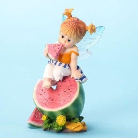 Amazon Com Kitchen Fairies Slurpy Watermelon Fairie Home