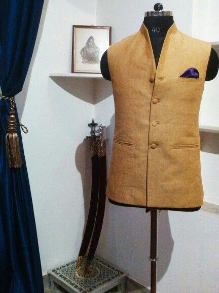 Nehru Jacket by Prerna Singh ....