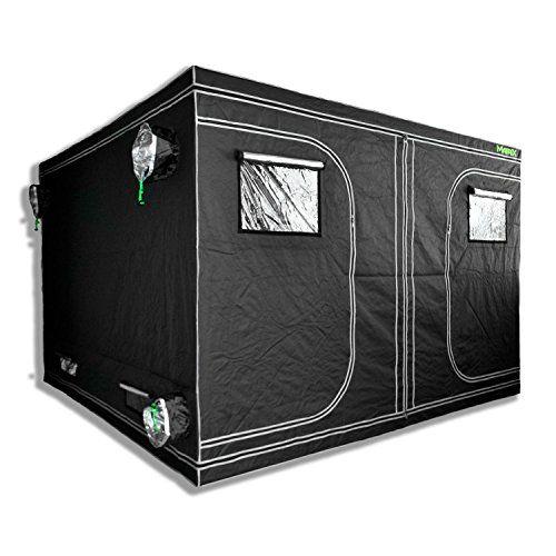 Grow Tent Matrix 120x120x80 Diamond Mylar 600d Hydroponic Growing For Indoor Plants Observation Window Arch Door D Design 1010 Review Https