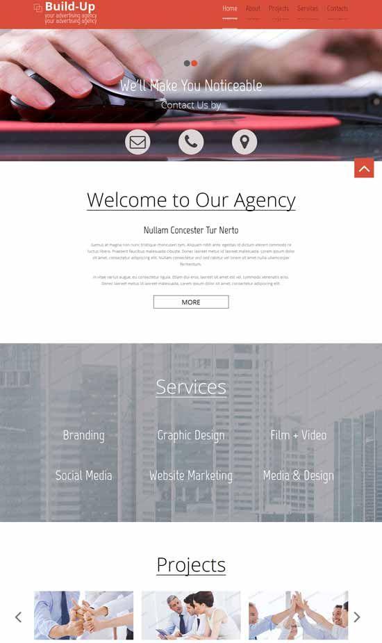 75+ Best Free Html5 Css3 Website Templates | Portfolio & Resume Site ...