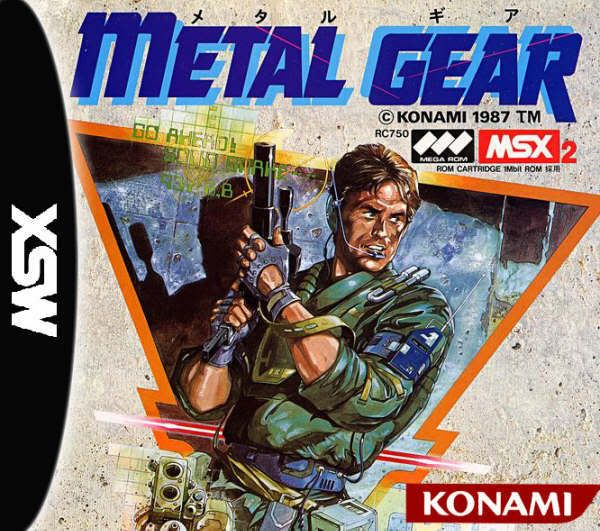 A couple of modders have decided to tip their hats to the 1987 Metal Gear by rebooting the game! What is your favorite Metal Gear game?