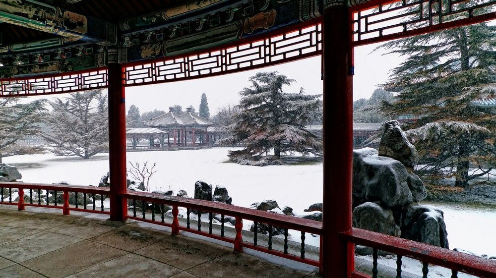 fuckyeah chinese garden Архитектура Pinterest Chinese garden - chinesischer garten brucke