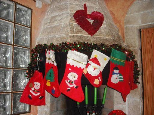 chimenea navidena (4) | Decorar tu casa es facilisimo.com