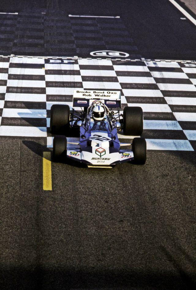 1971, Frankreich GP, Le Castellet, John Surtees, Surtees