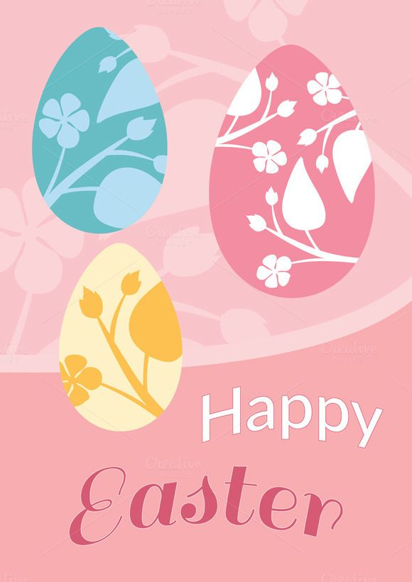 Brochure Flyer Layout Easter By Robuart On Creativework