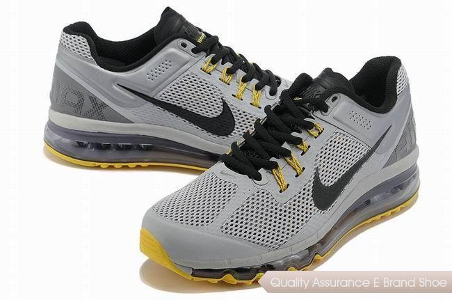 nike air max 2013 grey and black
