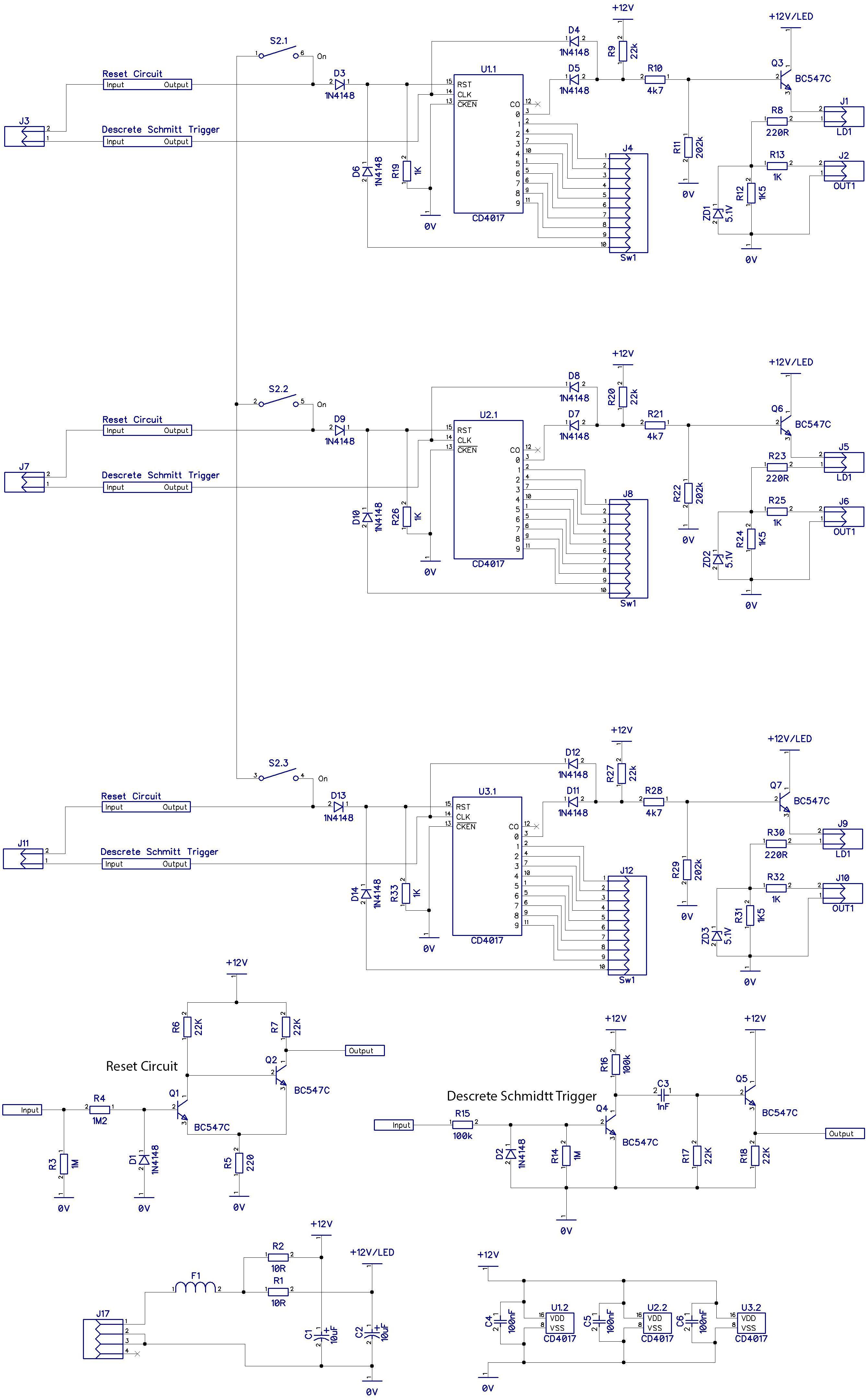 Yves Usson Clock Divider Schematics Divider, Clock, Projection Clock,  Watch, Clocks,