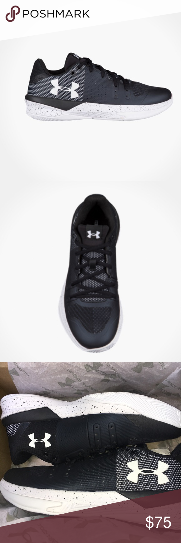 Brand New Under Armor Volleyball Shoes Brand New Volleyball Shoes Under Armour Shoes Sneakers Voleyball