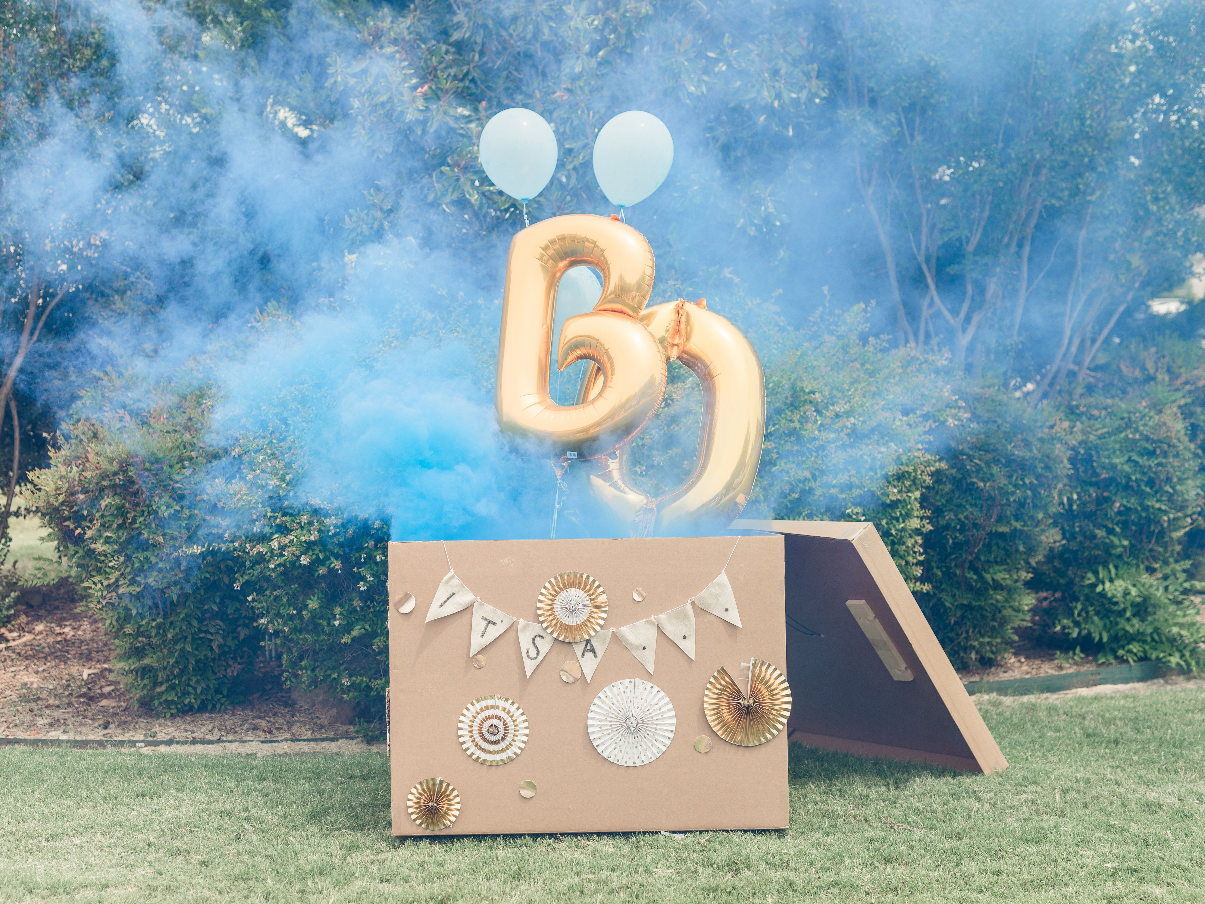 27 Gender Reveal Party Food Ideas While Pregnant