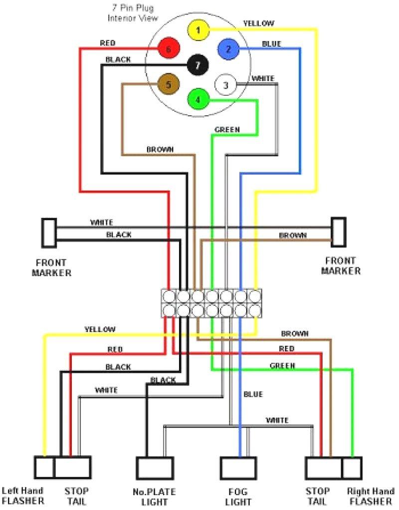 Trailer Wiring Harness Diagram  2