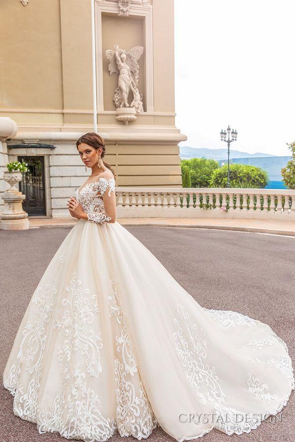 Crystal Design Haute & Sevilla Couture Wedding Dresses 2017 ...