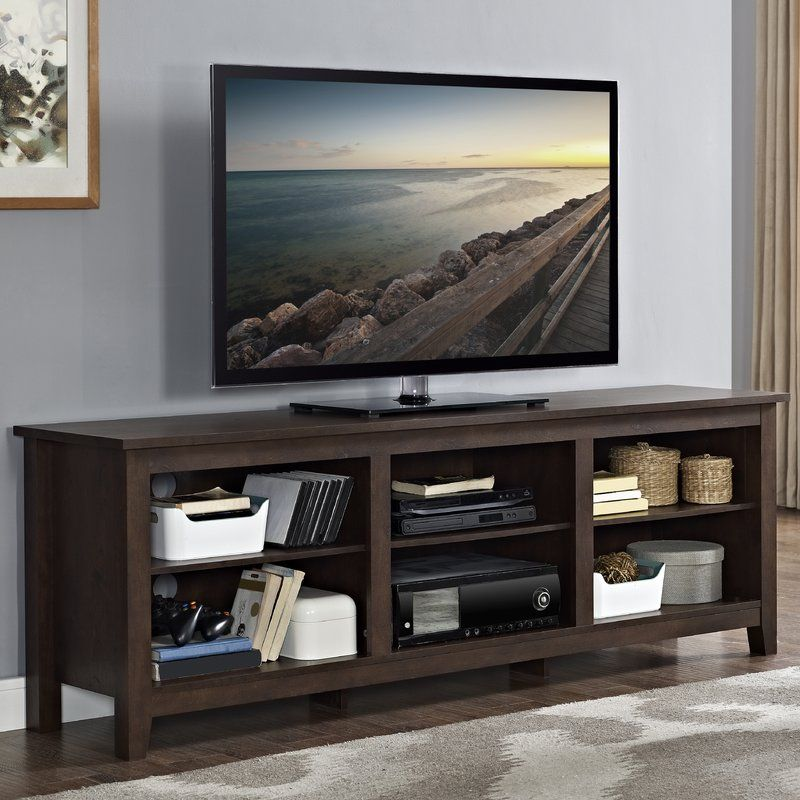 Sunbury Tv Stand For Tvs Up To 78 With Fireplace Included