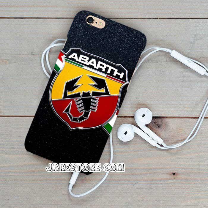 Fiat Abarth Logo Wallpaper IPhone Case 4 4s 5 5s 5c 6 6s