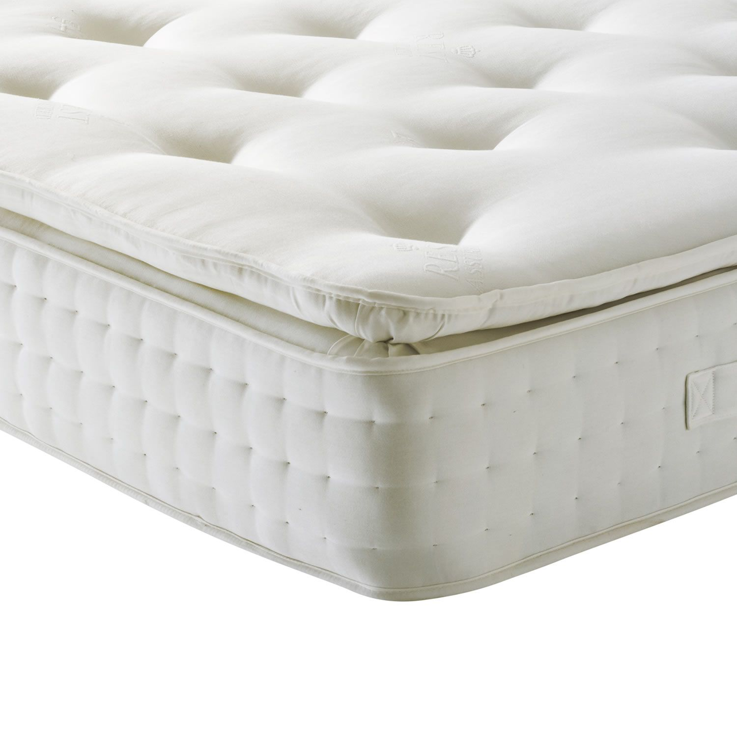 Rest Ured Knowlton 2000 Latex Pocket Mattress Free Delivery Next Day Select
