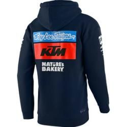 Troy Lee Designs Ktm Team Pit Pullover blau Xl Louis