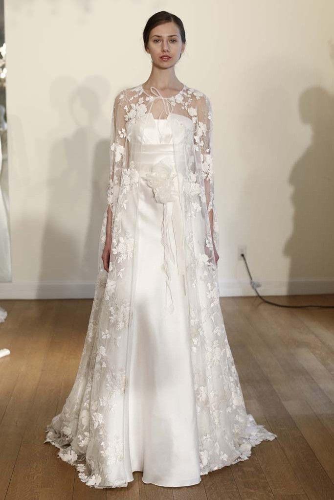 Alberta Ferretti Bridal Spring 2015