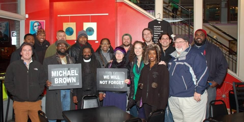 Engaged Scholarship: God, the Movement, and the Spirituality of Ferguson