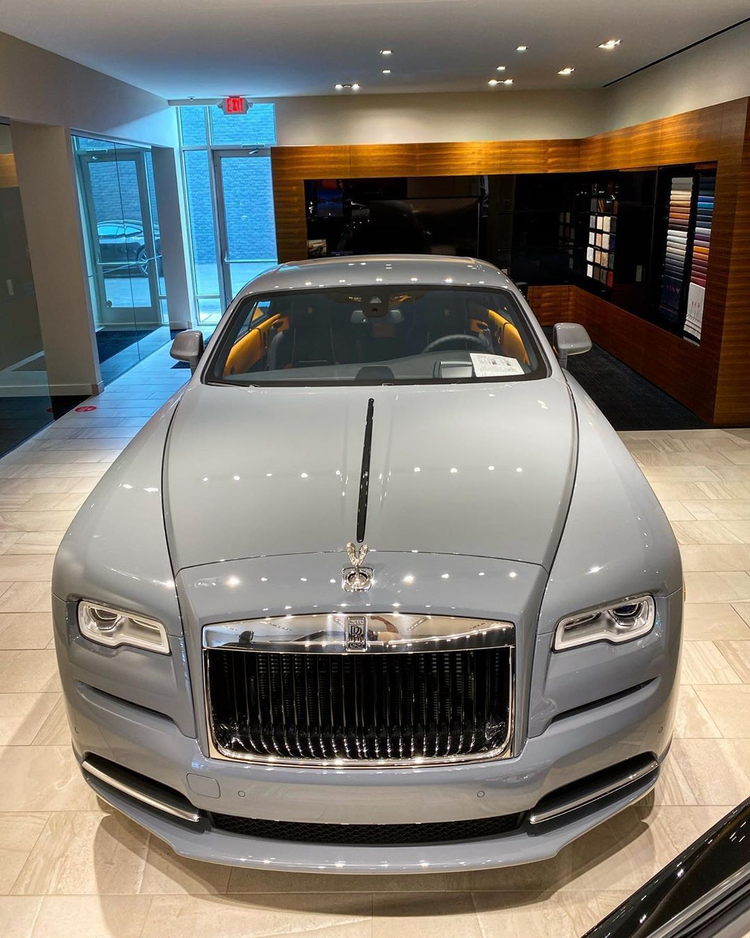Rolls Royce Cleveland On Instagram Burnout Grey 2020 Rollsroyce Wraith Is This Your Favorite Rr Exterior Co In 2020 Rolls Royce New Rolls Royce Super Luxury Cars