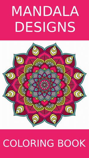 Mandalas Coloring Book Ipad Coloring Books Game App Disney Colors