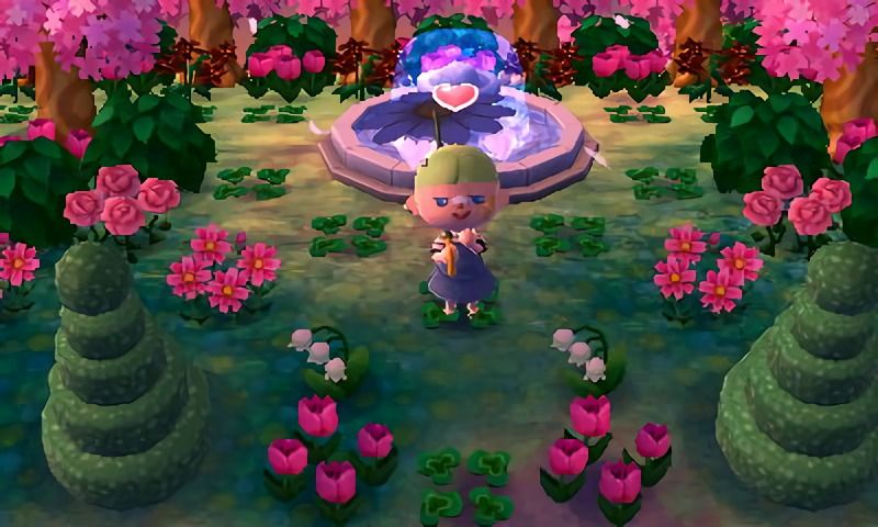 11+ Red cosmos animal crossing images
