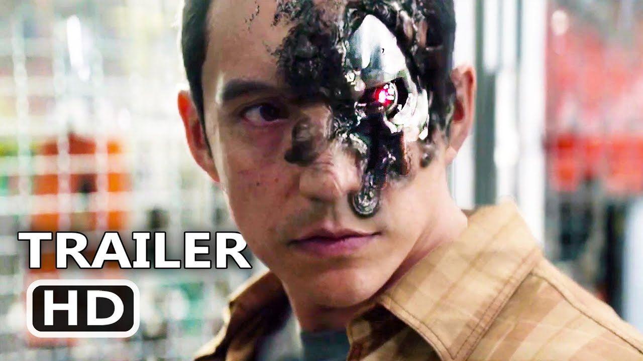 O Exterminador Do Futuro 6 Trailer Brasileiro Legendado 2019