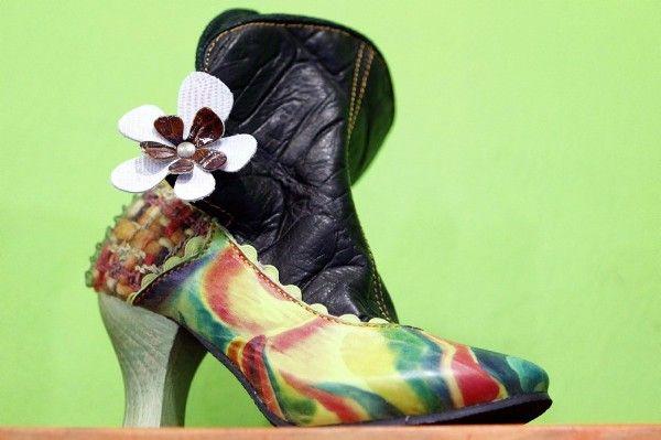 Marca Pisaverde, Canarias, España, conjuga colorido, confección artesanal y conciencia ambiental.