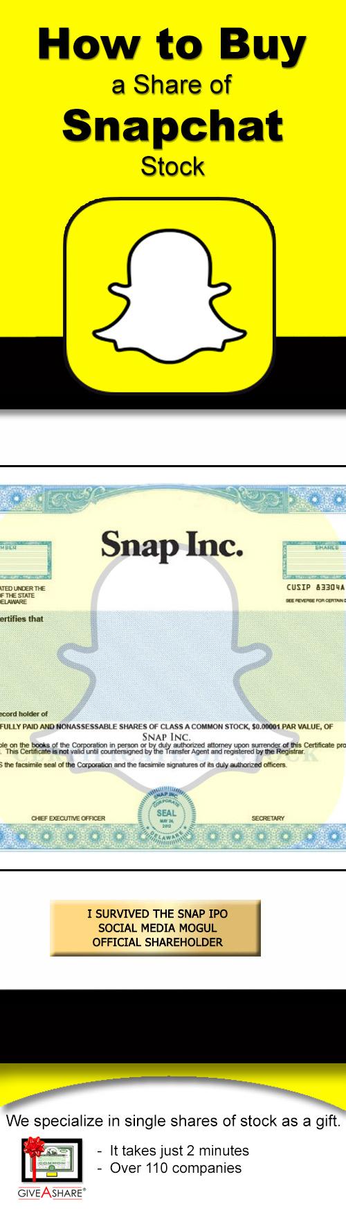 Buy snapchat stock life hacks business and money matters buy snapchat stock ccuart Choice Image