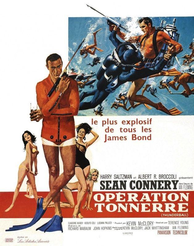 James Bond Opération Tonnerre