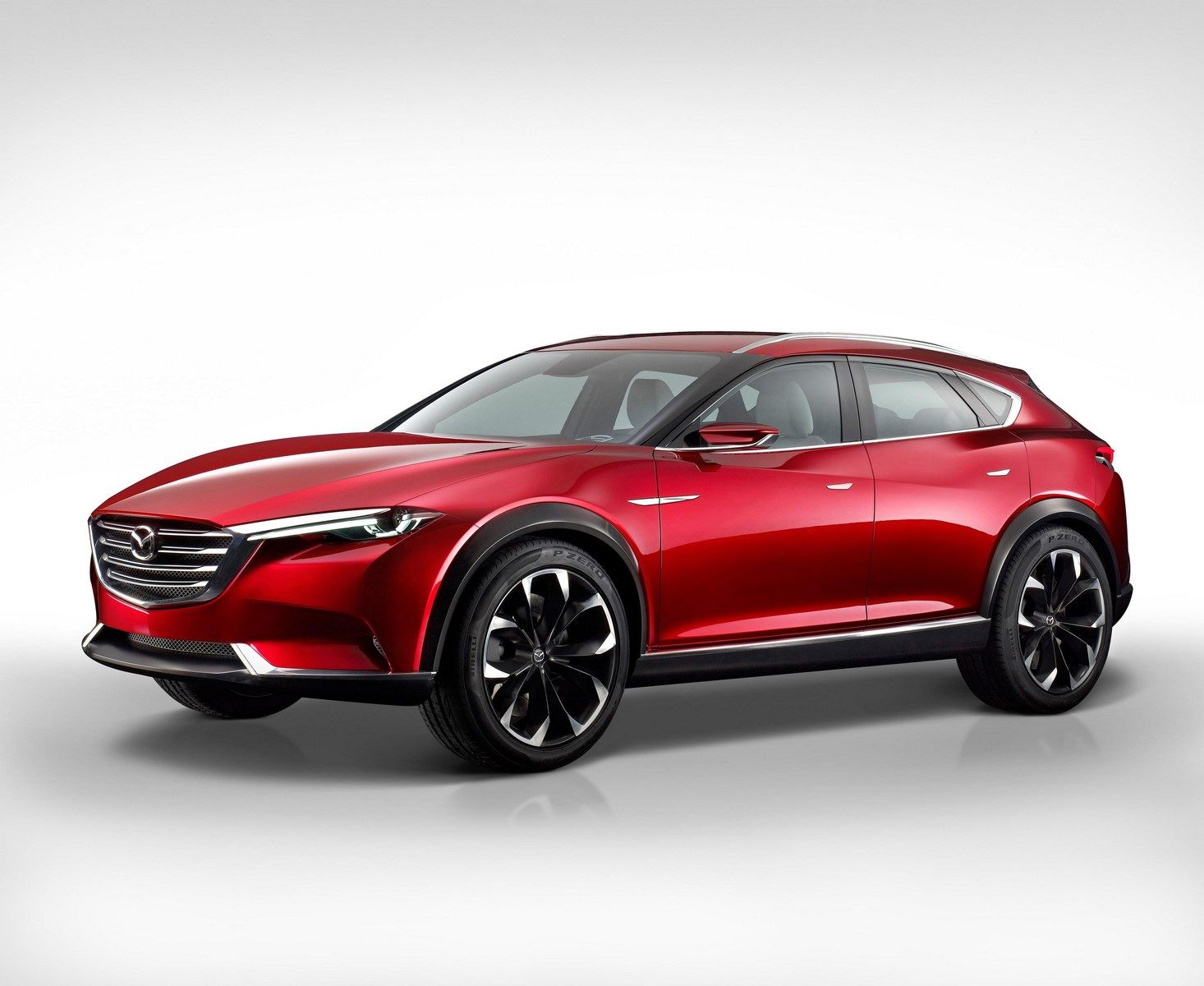 Mazda Cx 4 Cx 6 To Be Sportier Alternative Of Mazda Cx 5 Auto S En Motoren Motor Auto S