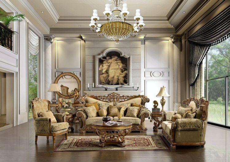 Salon déco style victorien moderne en 48 idées Victorian art and