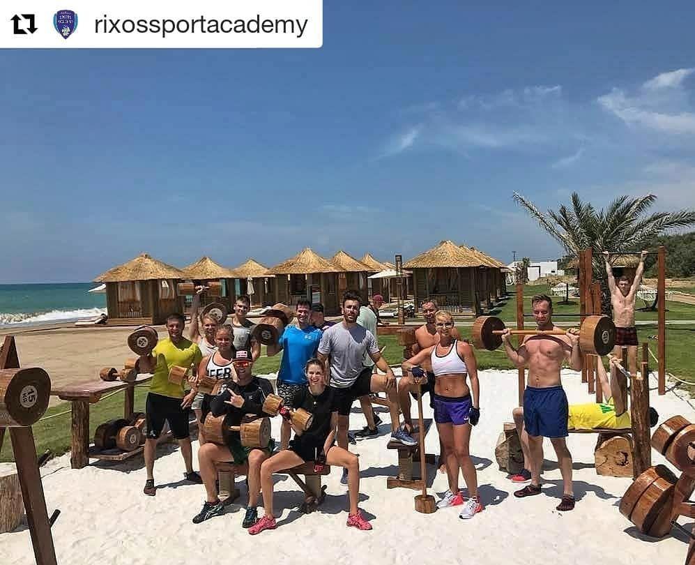Rixos Premium Team Workout Training Tabata Beachgym Beachfitness Woodsmanfitness Woodsman Allfromwooden B Beach Workouts Workout Mens Fitness