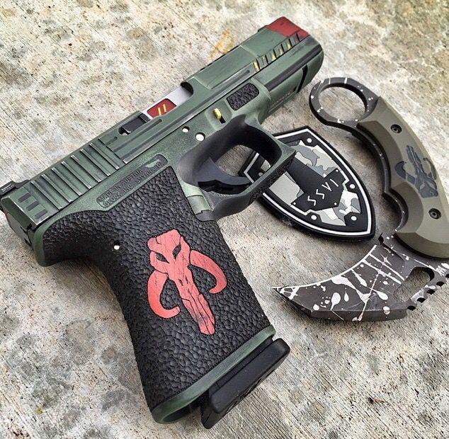 Gun 9milimetro