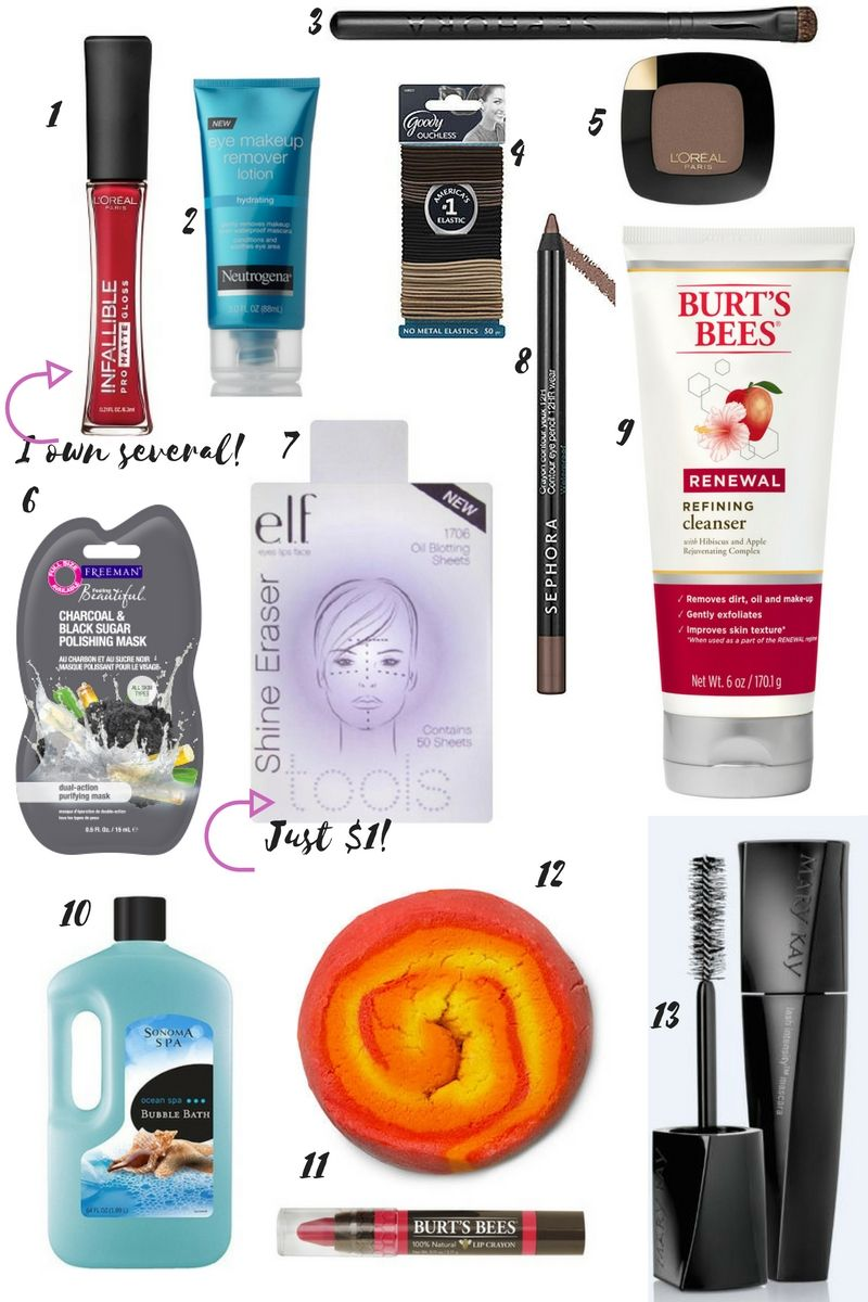25 Favorite Beauty Products Under 25 Beauty products