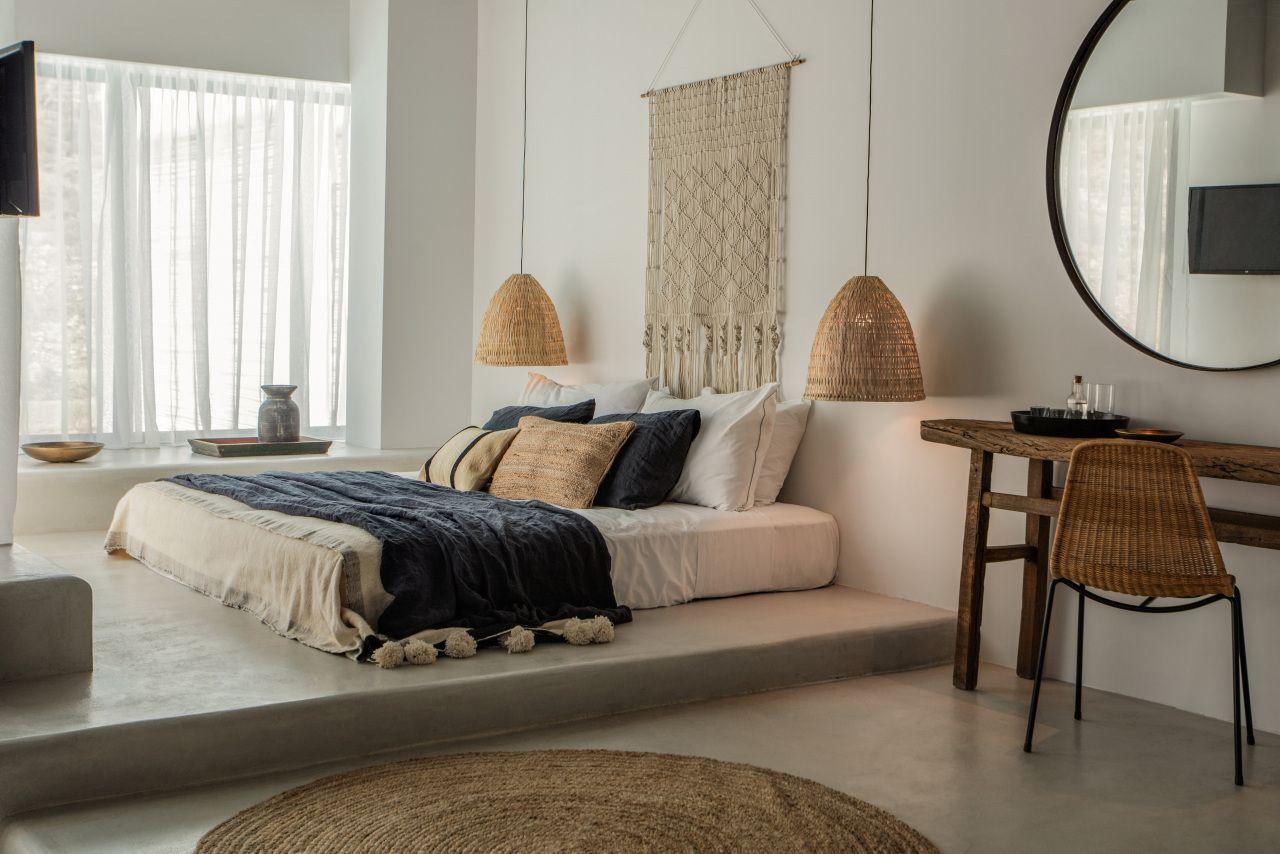 Hotelzimmer oder privates Schlafzimmer? Das einzigartige