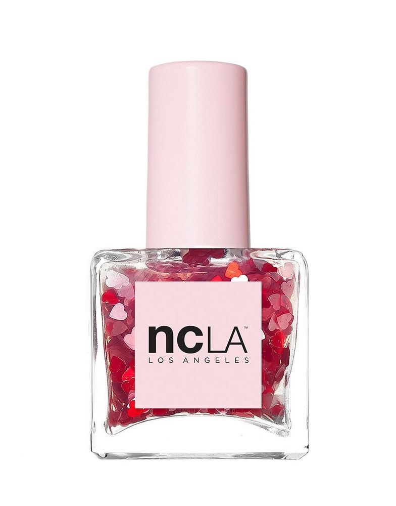 NCLA Luxury Nail Lacquer/ Polish (Heart Attack) Vegan & 7-Free | A ...