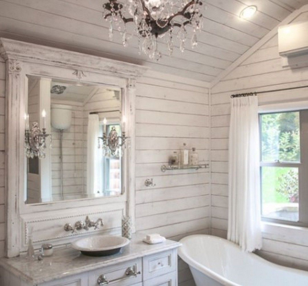 5 Cottage Style Bathroom Ideas For A Relaxing Feel Tiny House