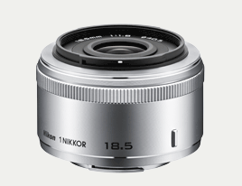 Nikon | Imaging Products | 1 NIKKOR 18 5mm f/1 8 | WANT